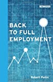 Back to Full Employment, Pollin, Robert, 0262017571
