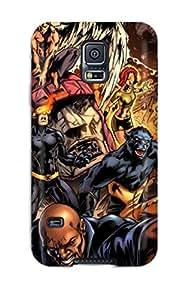 Premium Durable X-men Fashion Tpu Galaxy S5 Protective Case Cover
