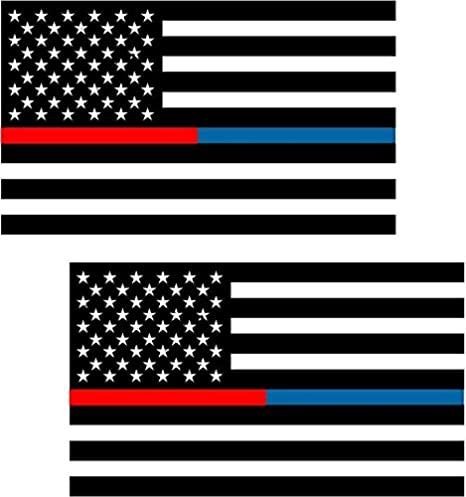 Bleed Blue Thin Blue Line Express 10 x 3 Magnet LAST PRICE REDUCTION!