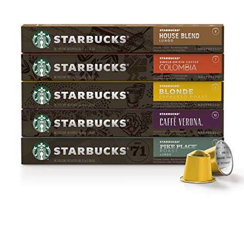 Starbucks By Nespresso Favorites