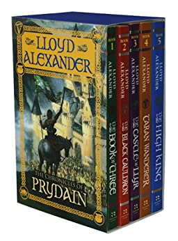 The Chronicles of Prydain by [Alexander, Lloyd]