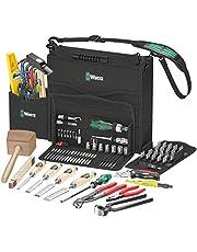 Wera 05134011001 2go H 1 verktygssats för träanvändare, 134 delar