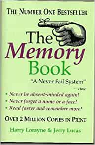Harry Lorayne Improve Memory Memory Training Course for Memory Improvement