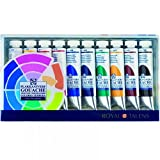 Talens Extra Fine Quality Designers Gouache 10 x 20ml Tube Set by Royal Talens