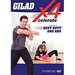 Gilad: Xcelerate 4: Volume 3 - Best Butt and Abs