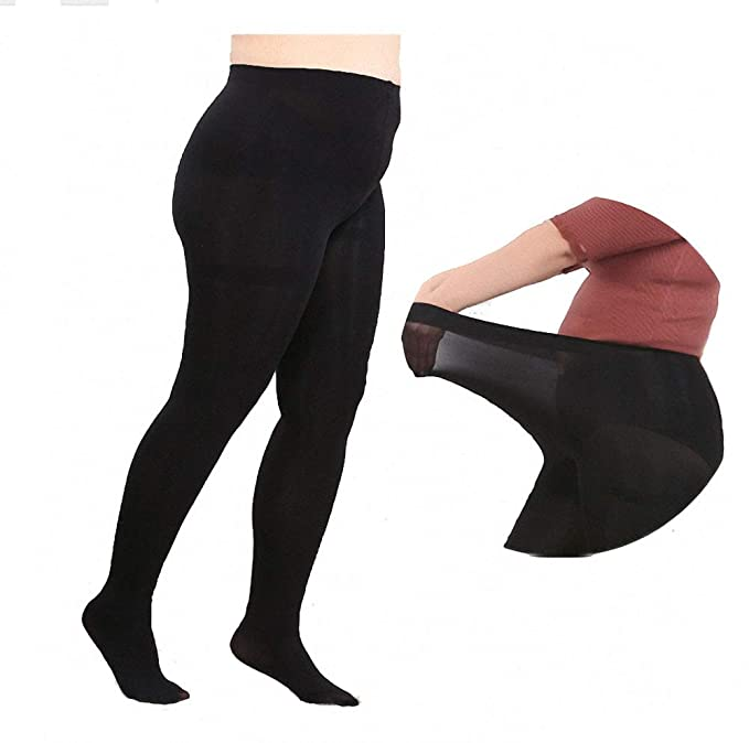 055768fe57f 2 pack plus size tights