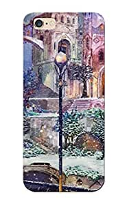 Appearance Snap-on Case Designed For Iphone 6 Plus- Winter In The Witchland(best Gifts For Lovers)