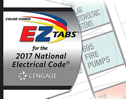 Pdf Home Color Coded EZ Tabs for the 2017 National Electrical Code