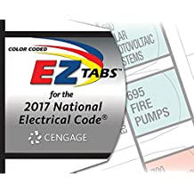 Color Coded EZ Tabs for the 2017 National Electrical Code