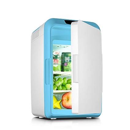 Amazon.es: WYJW 12l Mini refrigerador pequeño Hogar Refrigeración ...