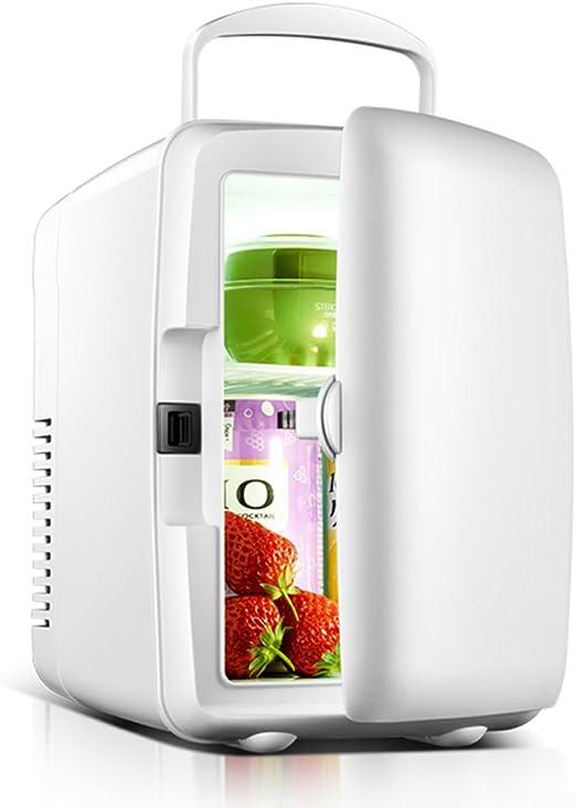 DULPLAY Nevera Portátil Coche Mini Nevera, Refrigerador Y ...