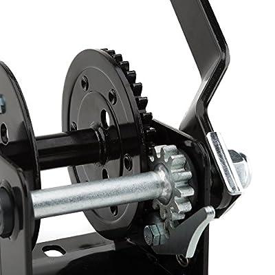 TR Industrial 600 lb. Trailer Winch: Home Improvement