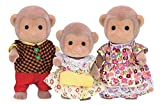 Calico Critters CC1489 Mango Monkey Family Doll Se...