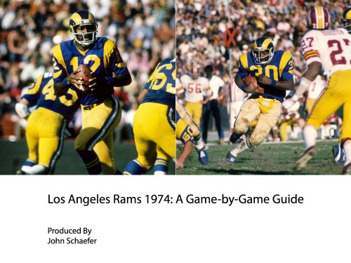 (Los Angeles Rams 1974: A Game-by-Game Guide)