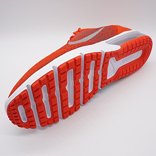Cool Red University Air Nike Metallic Orange Sequent Running 2 Chaussures Cool Rot Grey Homme Max Grey de Max P6q6HO