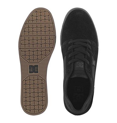 DC Men's TONIK Shoe, Black/Black, 11.5 D US