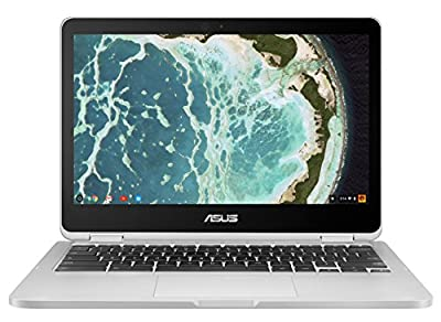 ASUS Chromebook Flip C302CA-DHM4 12.5-Inch Touchscreen Intel Core m3 with 64GB storage and 4GB RAM
