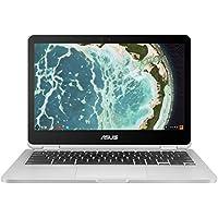 ASUS C302CA-DH54 Flip 12.5 Touchscreen Convertible Chromebook Intel Core m5, 4GB RAM, 64GB Flash Storage