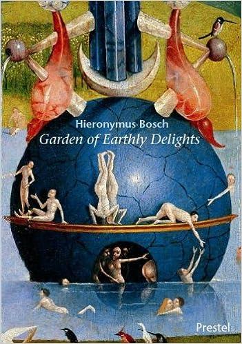 Der Garten Der Luste Amazon De Hieronymus Bosch Melanie Klier Bucher