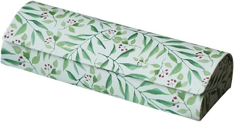 MoGist - Estuche para Gafas, diseño de Flores y Cactus, Stil-3, 15.5 * 6CM: Amazon.es: Hogar