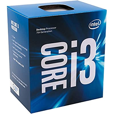 Intel BX80677I37100 7th Gen Core Desktop Processors from Intel