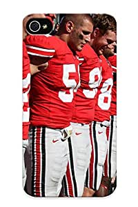 Marvelouscases High-quality Durability Case For Iphone 4/4s(ohio State Buckeyes College Football (1) )