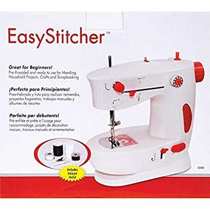 Amazon USA Warehouse Easy Stitcher Table Top Sewing Machine Amazing Table Top Sewing Machine
