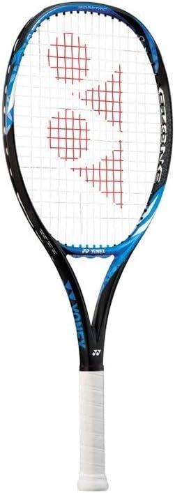 YONEX Ezone 25 Junior HM - Raqueta de tenis (grafito, 25 pulgadas), color negro y azul