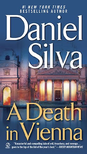 Book cover from A Death in Vienna (Gabriel Allon, Bk 4)by Daniel Silva