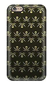 Eric J Green Premium Protective Hard Case For Iphone 6- Nice Design - Pirate