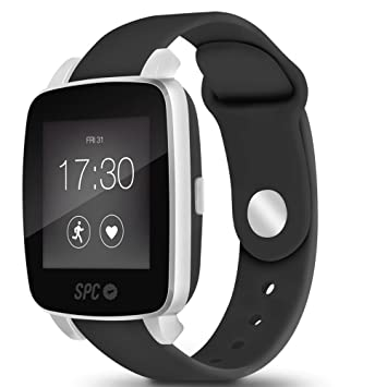 Spc SPC9610N - Smartwatch, color negro