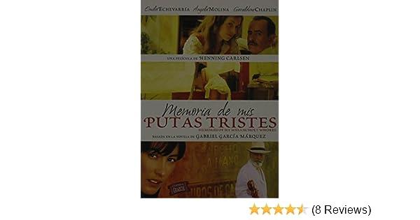 Amazon.com: Memorias De Mis Putas Tristes: Memorias De Mis ...