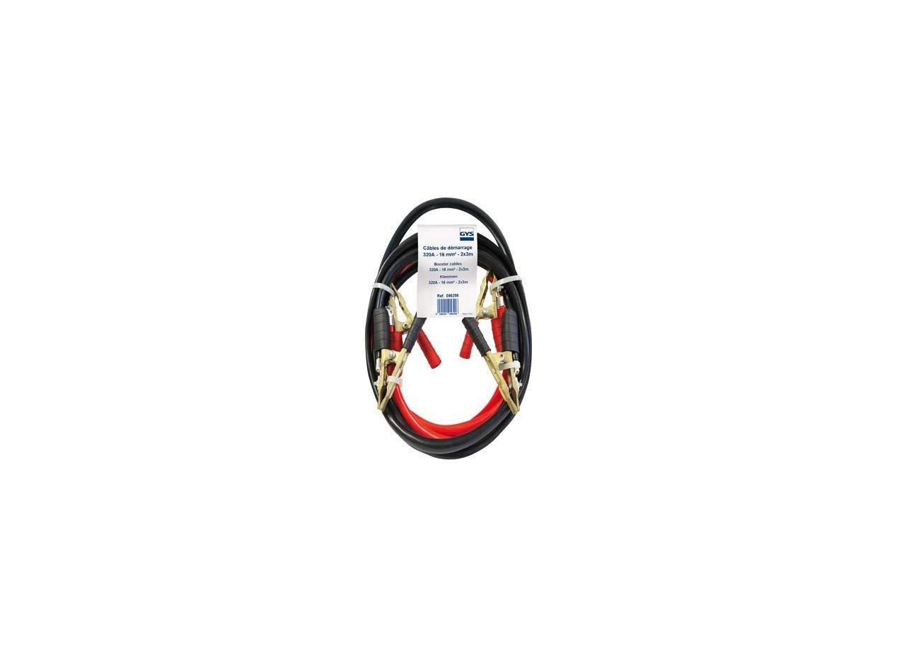 CABLE DE DEMARRAGE PRO 320 A GYS