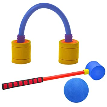 Amazon Com Kids Croquet Game Set Croquet For Kids Home Croquet