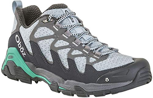 Oboz Cirque Low Hiking Shoe - Women's Tradewinds Blue 9.5 ()