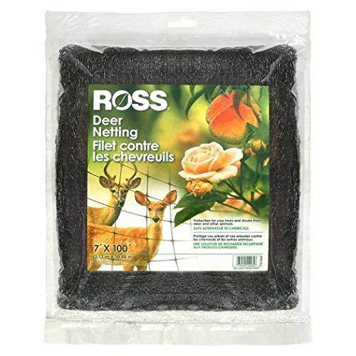 (Easy Gardener Ross Weedblock 7' x 100' Deer Netting)