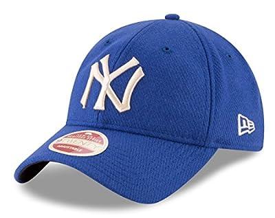 "New York Yankees New Era MLB 9Twenty Cooperstown ""Team Front"" Adjustable Hat by New Era"