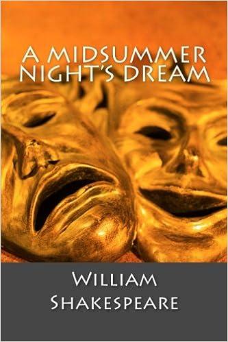 Amazon com: A Midsummer Night's Dream (9781973876779