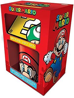 Super Mario - Caja Regalo Mario: Amazon.es: Hogar