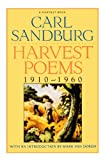 Harvest Poems, 1910-1960, Carl Sandburg, 0156391252