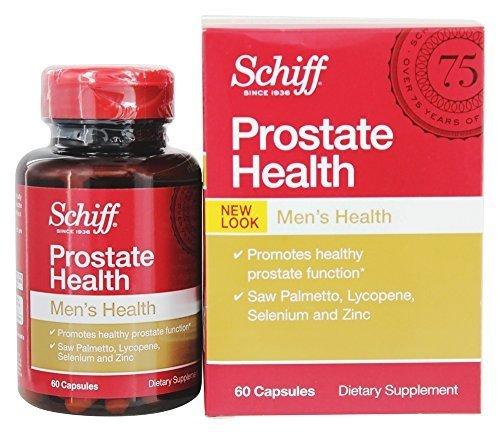 Schiff/bio Foods Prostate Health 60 Capsule by SCHIFF