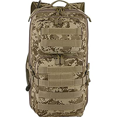 Fieldline Tactical Surge Hydration Pack with 2-Liter Reservoir, 22.2-Liter Storage