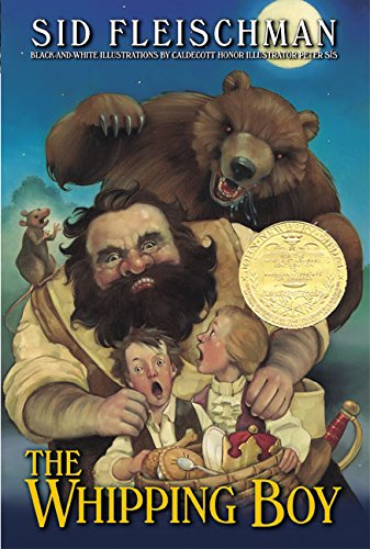 the whipping boy book report