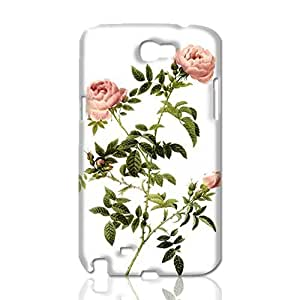 Chinese Rose 3D Rough Skin, fashion image custom, hard 3D , New For SamSung Galaxy S5 Case Cover By Codystore