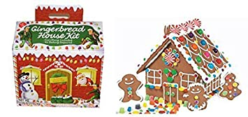 Amazon create a treat gingerbread house kit deluxe model net create a treat gingerbread house kit deluxe model net wt266 lbs solutioingenieria Images