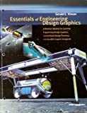 The Essentials of Engineering Design Graphics, Vinson, Gerald E., 0787293865