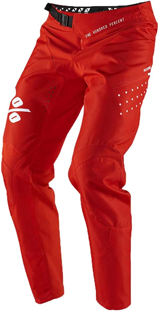43104 Red - 30 100/% Percent Mens R-Core DH Mountain Bike Pants