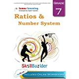 Lumos Ratios & Proportional Relationships and The Number System Skill Builder, Grade 7 - Ratios and Percents, Rational Numbers: Plus Online ... Apps (Lumos Math Skill Builder) (Volume 3)