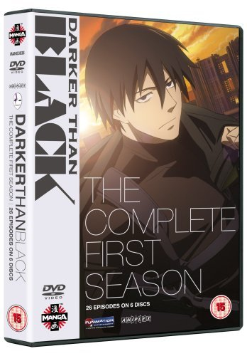 Darker Than Black [Import anglais]