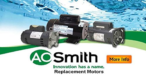 A o smith century st1152 full rated 1 5 hp 3450rpm single for Fujitsu mini split fan motor replacement